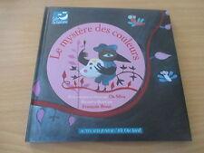 le mystere des couleurs - francoiz breut (sans le cd)
