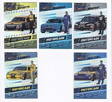 2008 American Thunder MOTORCADE Pick any 4 of the 5 for $1! Your Choice!!