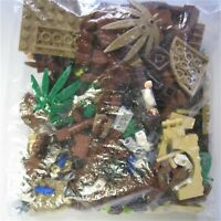 Lego Pirates of the Caribbean 4182 Bag Of Parts