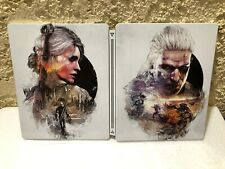 Witcher 3 Collector's Edition Steel Book Only - No Man's Land PS4 Version