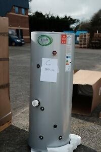 EnergyPro 200 litre unvented stainless steel Heat Pump cylinder EHHP200-C