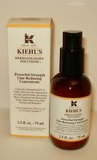 Kiehl's Powerful-Strength Line-Reducing Concentrate 2.5 oz/75ml  Exp.06/2020 NIB