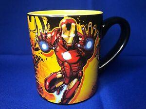 Marvel Comics Iron Man 16 oz Ceramic Coffee Tea Mug Avengers