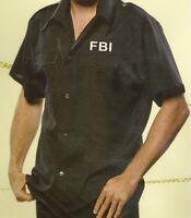 FBI Kostüm Polizei Ermittler Agent USA Kostüm Gr M Halloween Fasching Karneval