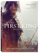New! The First King, The Birth of an Empire, (Dvd, 2019)