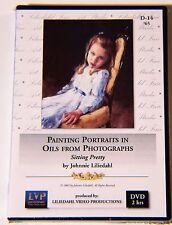 Johnnie Liliedahl: Sitting Pretty - Art Instruction DVD