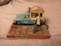 Vintage corgi toys Ice-cream van  from the seventies