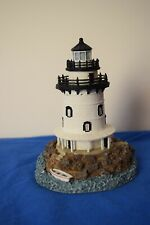 "Harbour Lights Collectible Lighthouses Hl206 ""Old Saybrook"" Ct - Mib with Coa."