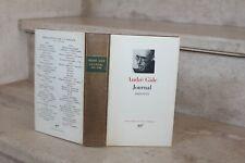 André Gide - Journal 1889-1939 (pleiade)