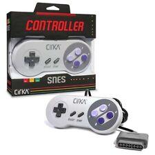 """New Super Nintendo SNES CirKa """"S91"""" Premium Controller"""