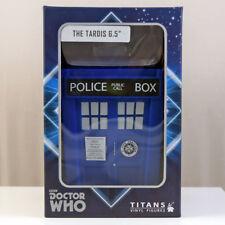 "Doctor Who Titans Vinyl 6.5"" TARDIS"