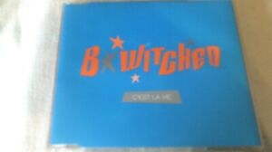 B*WITCHED - C'EST LA VIE - PROMO CD SINGLE - BWITCHED