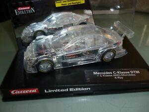 Carrera Evolution 132 Mercedes C-Klasse DTM //Limited Edition//