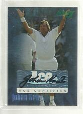 JOHAN KRIEK AUTO 2011 ACE EX HALL OF FAME #/99