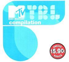 MTV - TRL COMPILATION - CD (NUOVO SIGILLATO) DIGIPACK