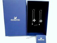 Swarovski Sparkling Dance Star Pierced Earrings, White Crystal Authentic 5349665
