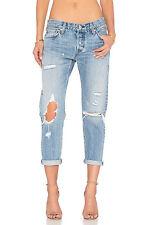 NEW Ladies LEVIS 501 CT Taper leg CROPPED BOYFRIEND JEANS womans W28 L32 size 10