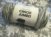 NEW CARON YARNSPIRATIONS JUMBO Country Basket Gray Brown Yarn 340 g Acrylic