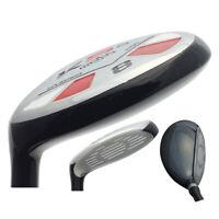 """Left Hand-Majek Golf Short Senior Men's (5'0"""" to 5'4"""") #8 Hybrid Arthritic Grip"""
