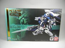 "Metal Robot Spirits ""Gundam OO Riser + GN Sword III""  Action Figure BANDAI"