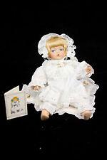 DOLL Bijou Brigitte Sammlerpuppe Baby KIM 26 cm Porzellan Sammel Künstler Puppe