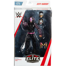 WWE Mattel Elite Collection JEFF HARDY Series 71 Action Figure Matt Boyz WWF TNA