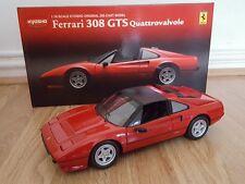 Kyosho 1 18 Ferrari 308 GTS QV, selling Autoart, Minichamps