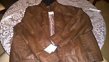 Calvin Klein Men's Polyurethane Hooded Coat 2XT