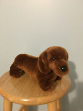 New listing Plush Douglas Cuddle Toys Dachshund Dog Stuffed Animal