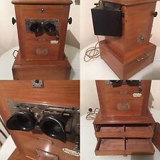 TAXIPHOTE RICHARD STEREOSCOPE 6x13 STEREOVIEWER STEREOBETRACHTER VISIONNEUSE