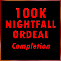 100k Nightfall Ordeal Completion - PC/CROSS SAVE