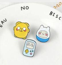 Enamel Pin Badges - Set of 3 - Adventure Time Set II - EB0118