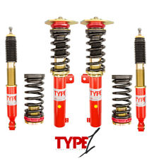 For 09-17 Volkswagen CC Function & Form Type 1 Height Adjustable Coilover Kit