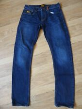 mens SUPERDRY jeans - size 32/34 great condition