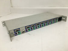 Avocent Outlook 180ES 8-Port KVM Console Switch Rack-Mount