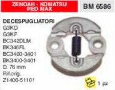 FRIZIONE COMPLETA DECESPUGLIATORE ZENOAH KOMATSU RED MAX G3KD G3KF BC3400 BK3400
