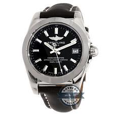 Breitling Galactic 36 Sleek T W7433012/BE08 Quartz Steel Tungsten Ladies Watch