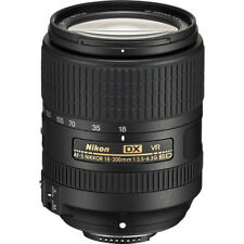 Nikon 18-300mm f/3.5-6.3G ED VR AF-S DX NIKKOR Zoom Lens 5 YEAR USA WARRANTY