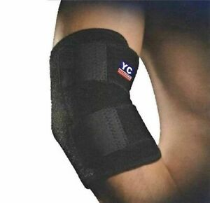 Tennis Golfer Elbow Strap Epicondylitis Wrap Support For Lateral Pain Syndrome