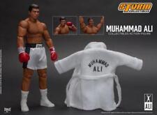 Storm Toys 1/12 Scale Likeness of Ali Muhammad Ali Figure With three Head Models