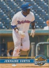 2017 Midland RockHounds Jermaine Curtis RC Rookie Oakland Athletics