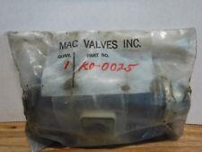 MAC Valves K0-0025 Repair Kit