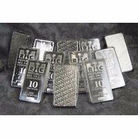 10 oz RMC Silver Bullion Bar .9999 fine