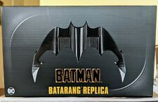 NECA BATMAN 1989 BATARANG REPLICA MOVIE PROP NEW HARD TO FIND MICHAEL KEATON