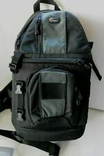 Lowepro SlingShot AW All-Weather Digital Camera Backpack  Black New No Box