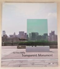 TRANSPARENT MONUMENT Cai Guo-Qiang - 2006 [Signed] Cityscape Photography Chinese
