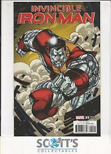 INFAMOUS IRON MAN #10 NEW BAGGED /& BOARDED FREEPOST