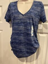New With Tags Old Navy Short Sleeve Small Maternity Top Fitted