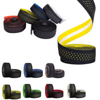 2 Rollen Fahrrad Lenkerband Bar Tape Wrap Rennrad Soft Grip Griff Band  Wrap