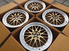 VW Passat Alufelgen Ultra UA3 Gold 8,5 x 19 ET45 5 x 112 VW Passat Alufelgen